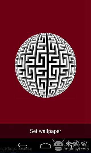 玩免費工具APP 下載催眠迷宫动态壁纸 app不用錢 硬是要APP