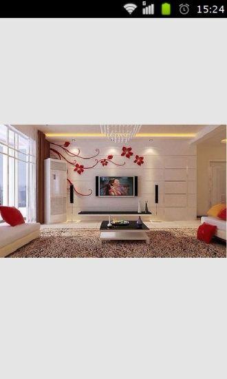 电视墙装修风格