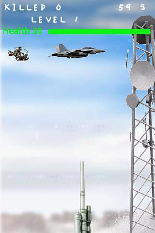 Terrorist Air Attack