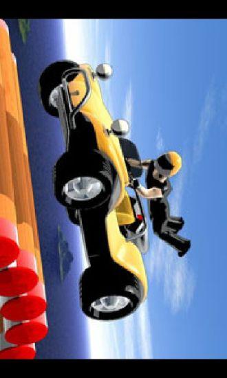 3D高空飚车赛