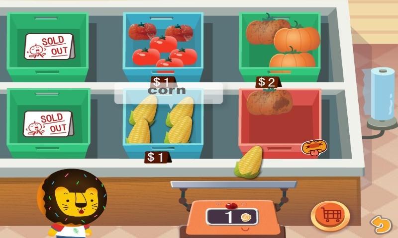 玩免費益智APP|下載宝贝学购物多纳 app不用錢|硬是要APP