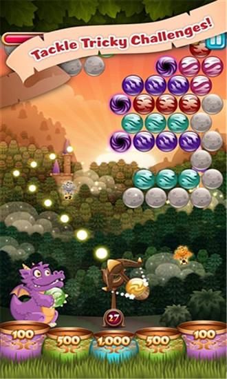 玩冒險App 喷火泡泡龙免費 APP試玩