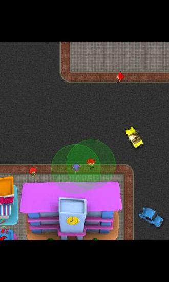 模拟出租车