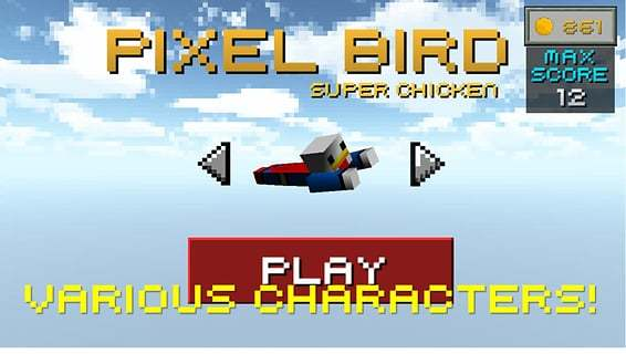 PixelBird