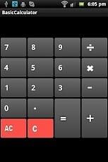 简单计算器