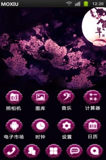 玩攝影App 欢迎2013桌面主题—魔秀免費 APP試玩