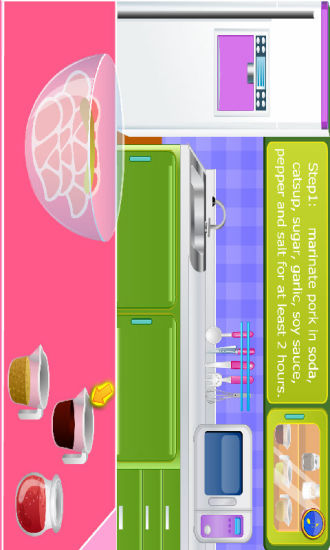 巴比食品游戏