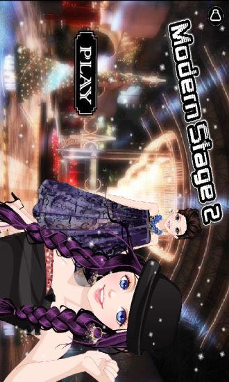 时尚舞台模特2