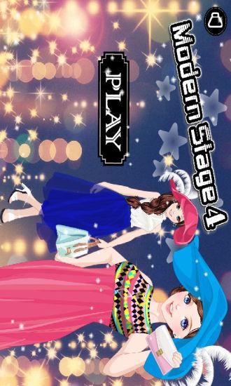 时尚舞台模特4