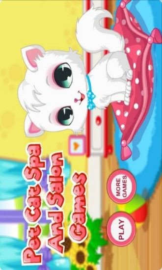 宠物猫Spa美发游戏HD