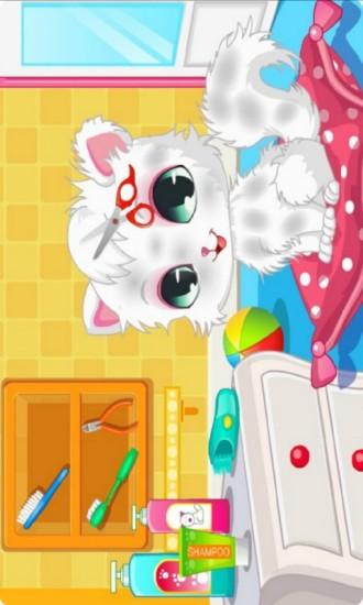 免費下載休閒APP|宠物猫Spa美发游戏HD app開箱文|APP開箱王