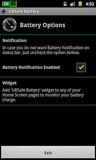 URSafe电池插件