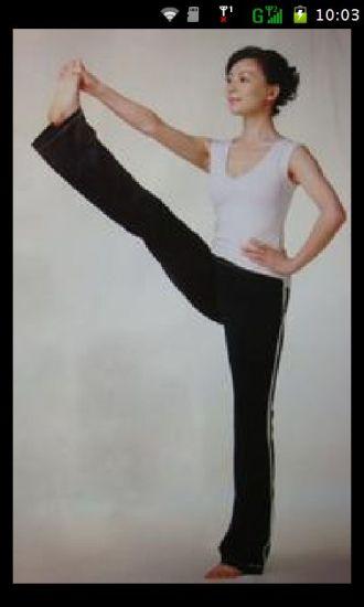 标准瑜伽减肥姿势大全