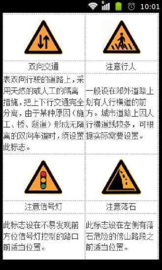 2013交通标志大全