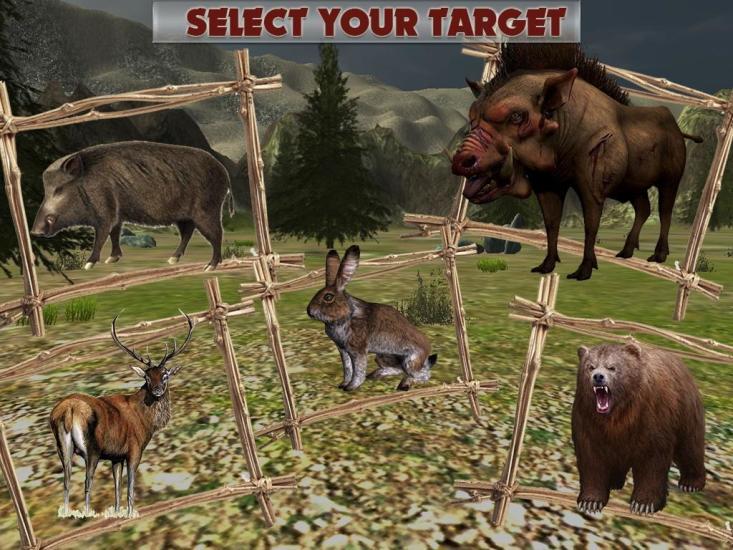 丛林狙击手3D狩猎