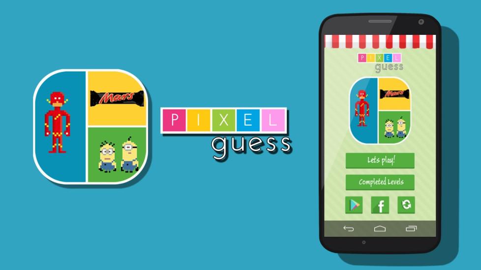 Pixel Guess Quiz