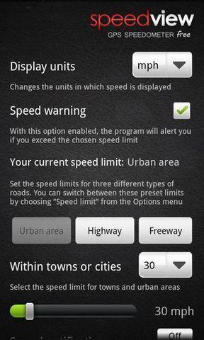 GPS测速仪器 SpeedView Pro