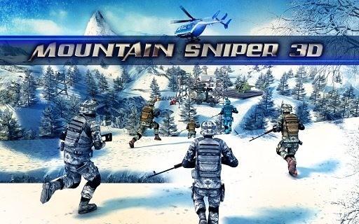 Mountain Sniper 3D