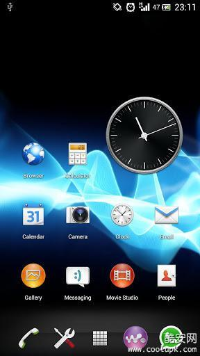sony风格主题 Sony UXP v1.1.2