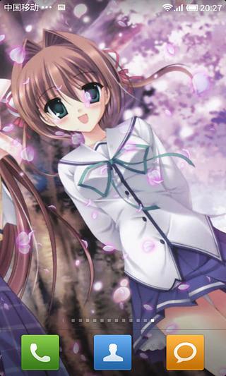 樱花双姝动态壁纸