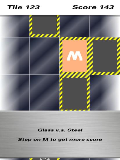 玻璃与钢铁bicolor