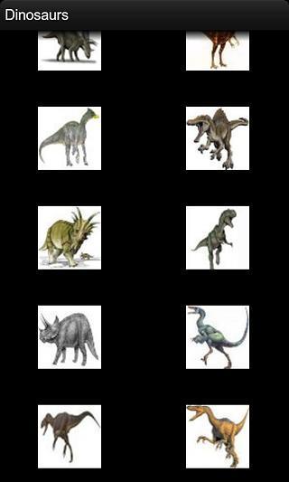 Dinosaurus Images