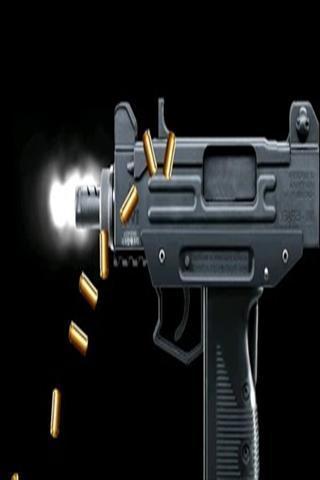 乌兹冲锋枪