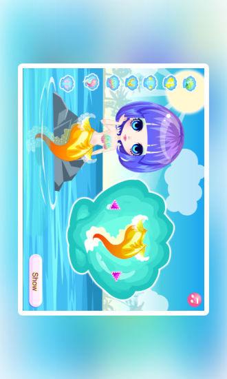 玩休閒App|可爱人鱼小公主免費|APP試玩