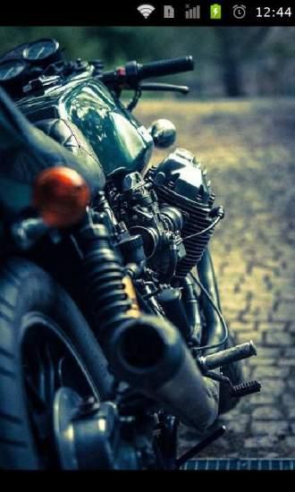 摩托车主题壁纸