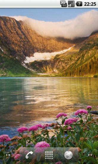 自然山水动态壁纸