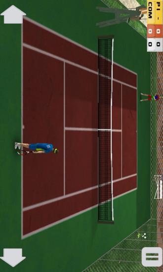 进击的网球