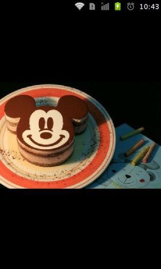 蛋糕主题壁纸