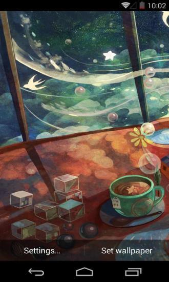 梦的点滴之放逐梦象动态壁纸