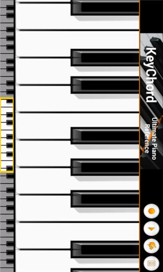 模拟迷你钢琴