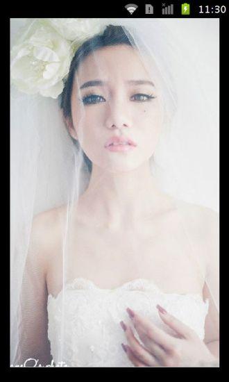新娘婚纱款式