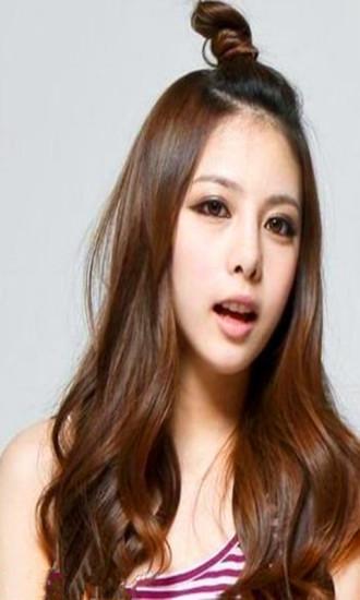 韩式最新流行发型图解