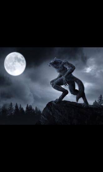 吸血鬼与狼人