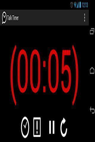 通话计时器