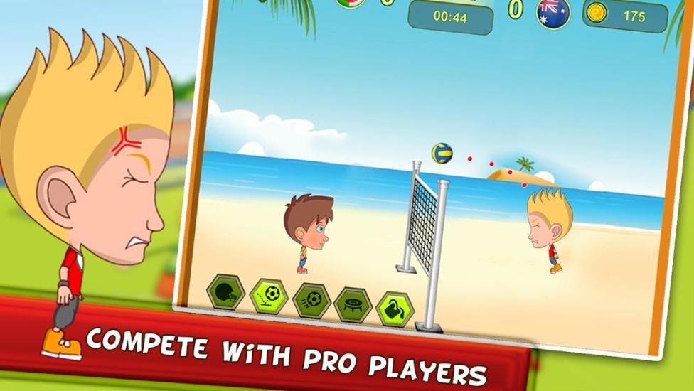 排球锦标赛 玩體育競技App免費 玩APPs