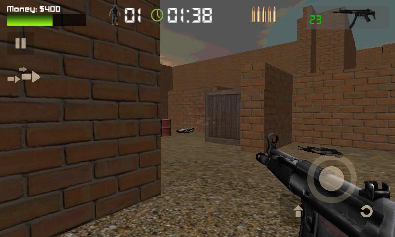 反恐枪战3D