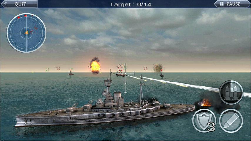 超级战舰3D