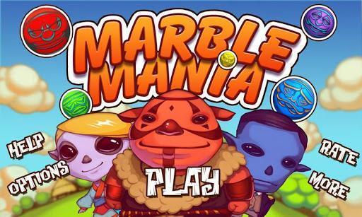 狂热的弹球 Marble Mania