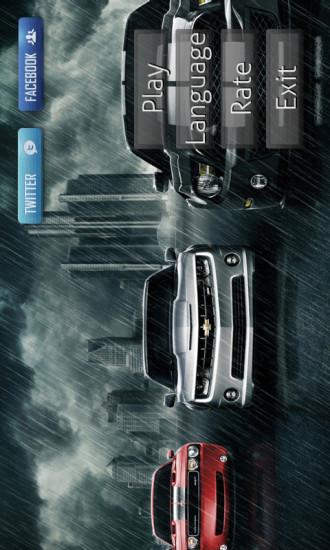 3D汽车停车游戏