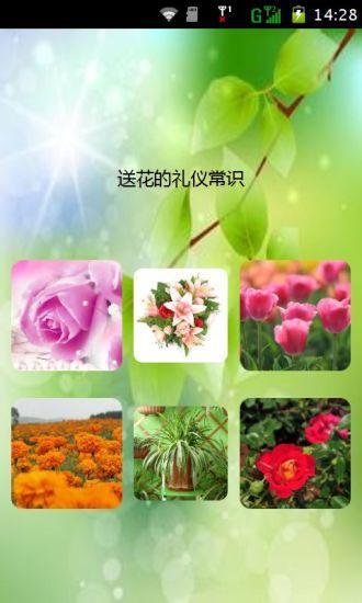 送花的礼仪常识