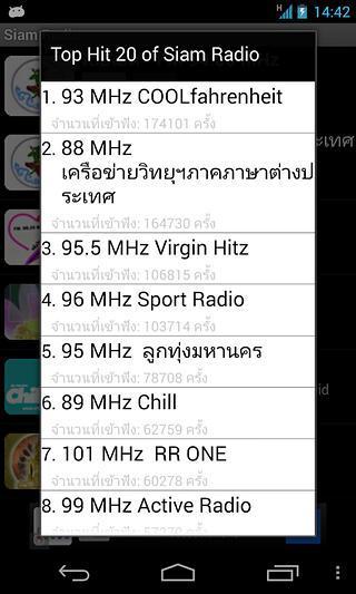 泰国电台 Siam Radio