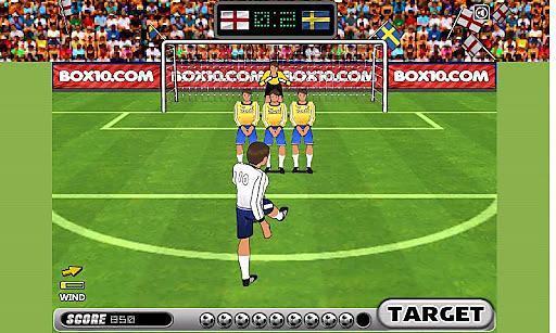 足球踢 - 足球比賽