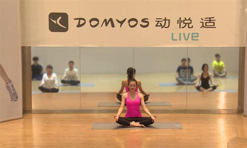 自学瑜伽入门教学视频