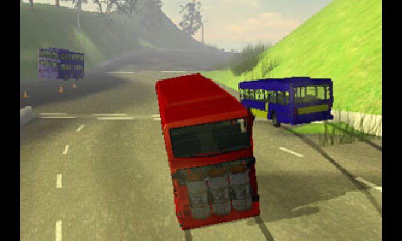 狂野公交车赛