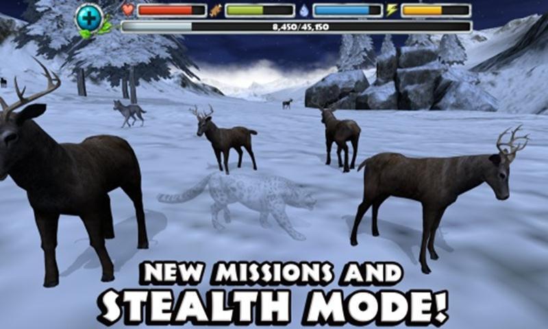 玩免費策略APP|下載雪豹模拟器3D app不用錢|硬是要APP