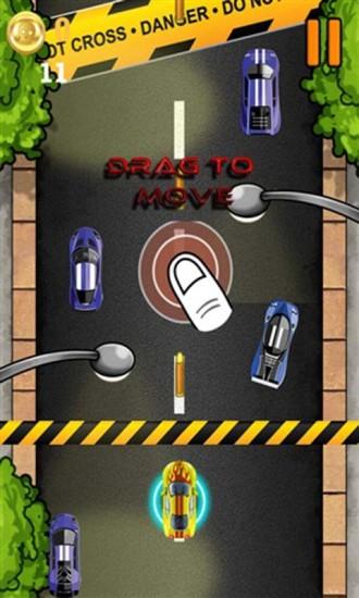 警方追捕赛车游戏